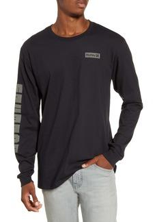 Hurley Machado Bonsai Graphic Long Sleeve T-Shirt
