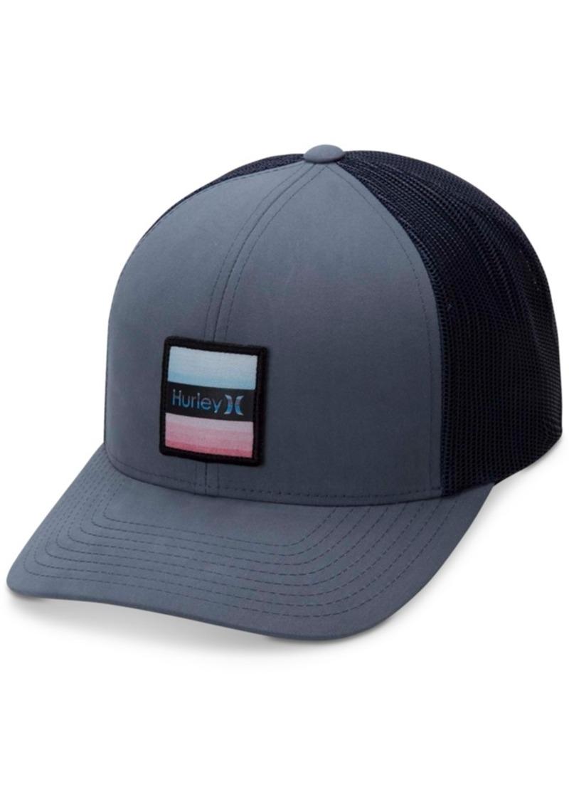 new styles 877dd 5980d Hurley Men s Bayside Colorblocked Snapback Hat