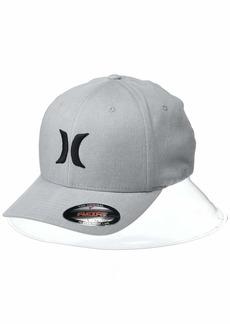 Hurley Men's Black Textures Hat  S-M