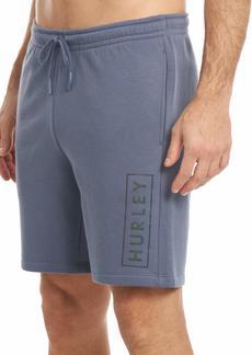 Hurley Men's Boxed Logo Fleece Short
