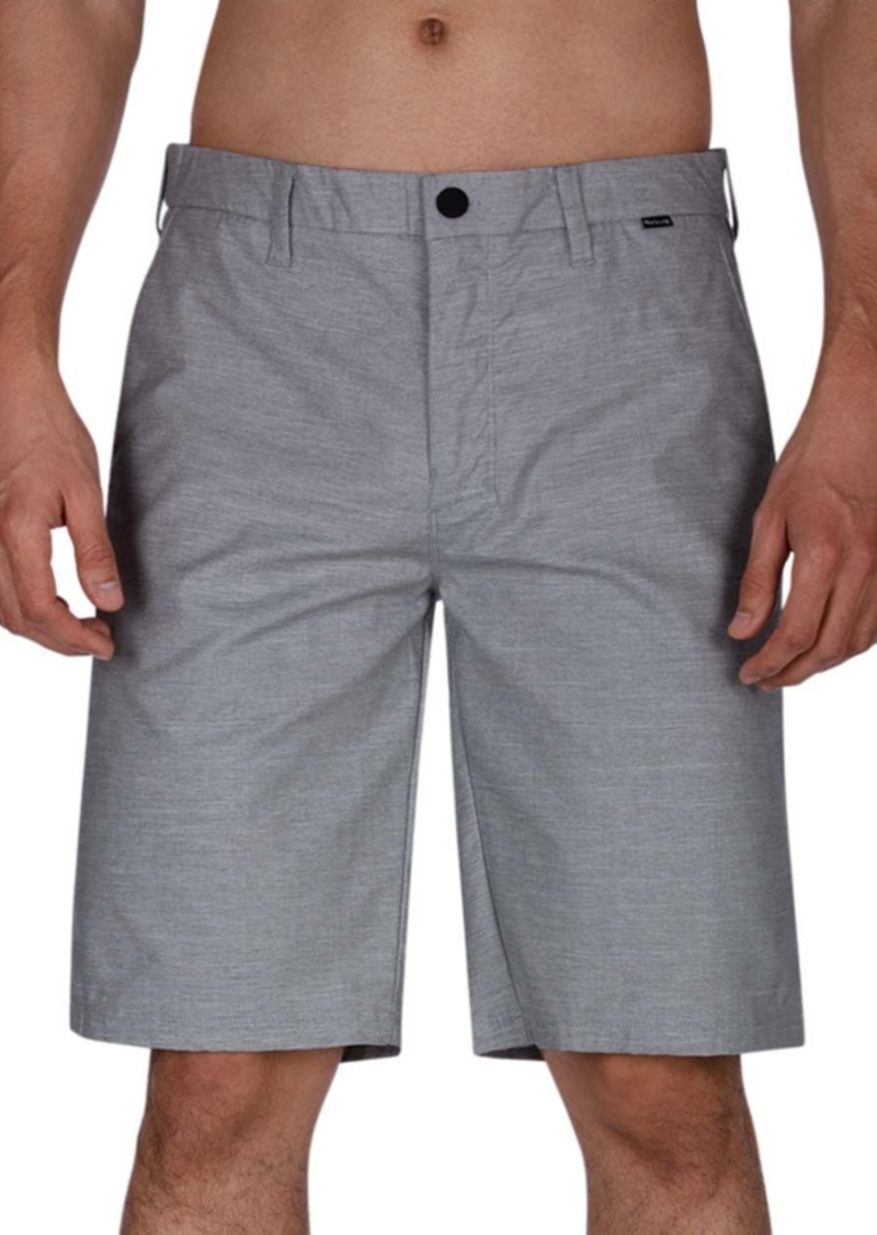 "Hurley Men's Breathe Heathered Dri-fit 9.5"" Shorts"