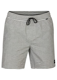 "Hurley Men's Chambray Volley 18"" Shorts"