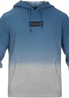 Hurley Men's Dipdye Tiedye One & Only Boxed Pullover Hoody  S