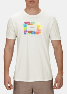Hurley Men's Dongle Logo Graphic T-Shirt