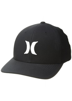 Hurley Men's Dr-Fit One & Only Flexfit Baseball Cap  S-M