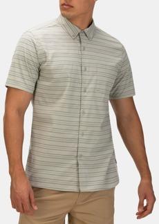 Hurley Men's Dri-fit Staycay Button Down Short Sleeve Shirt