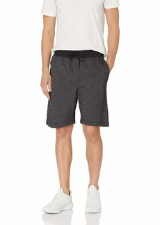Hurley Men's Elastic Waist Valley Gym Sweat Shorts  L