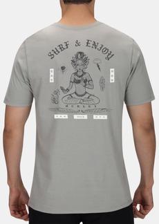 Hurley Men's Enlightenment Graphic T-Shirt