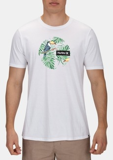 Hurley Men's Escalante Logo Graphic T-Shirt