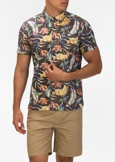 Hurley Men's Floral Graphic Shirt