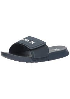 Hurley Men's Fusion 2.0 Slide Flip-Flop