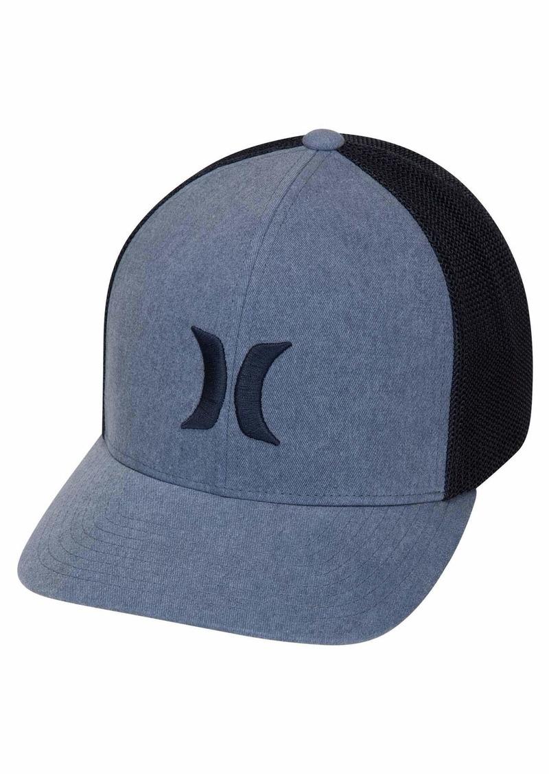 Hurley Men's Icon Textures Flexfit Baseball Cap  L-XL