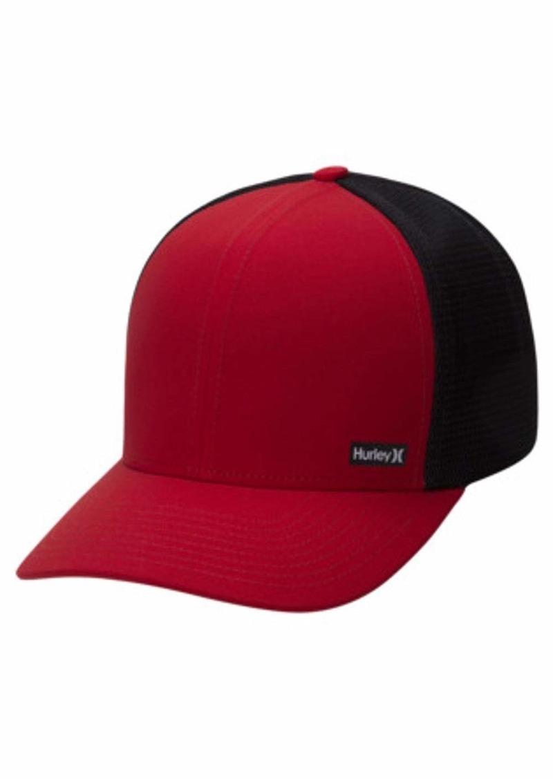 Hurley Men's League Dri-Fit Snapback Baseball Cap University red Qty