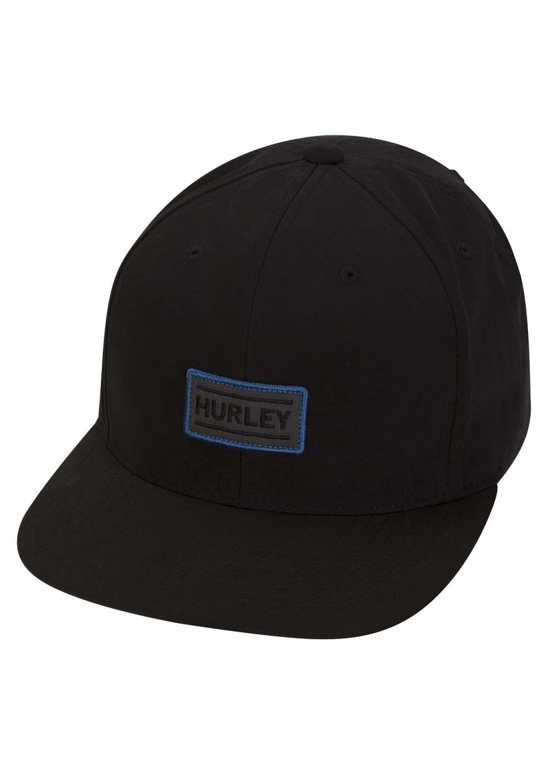 Hurley Men's Local Snapback Baseball Cap