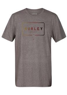 Hurley Men's Mixed Up Logo-Print T-Shirt