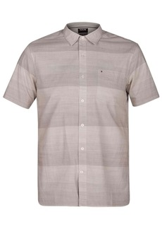 Hurley Men's Morris Ombre Stripe Shirt