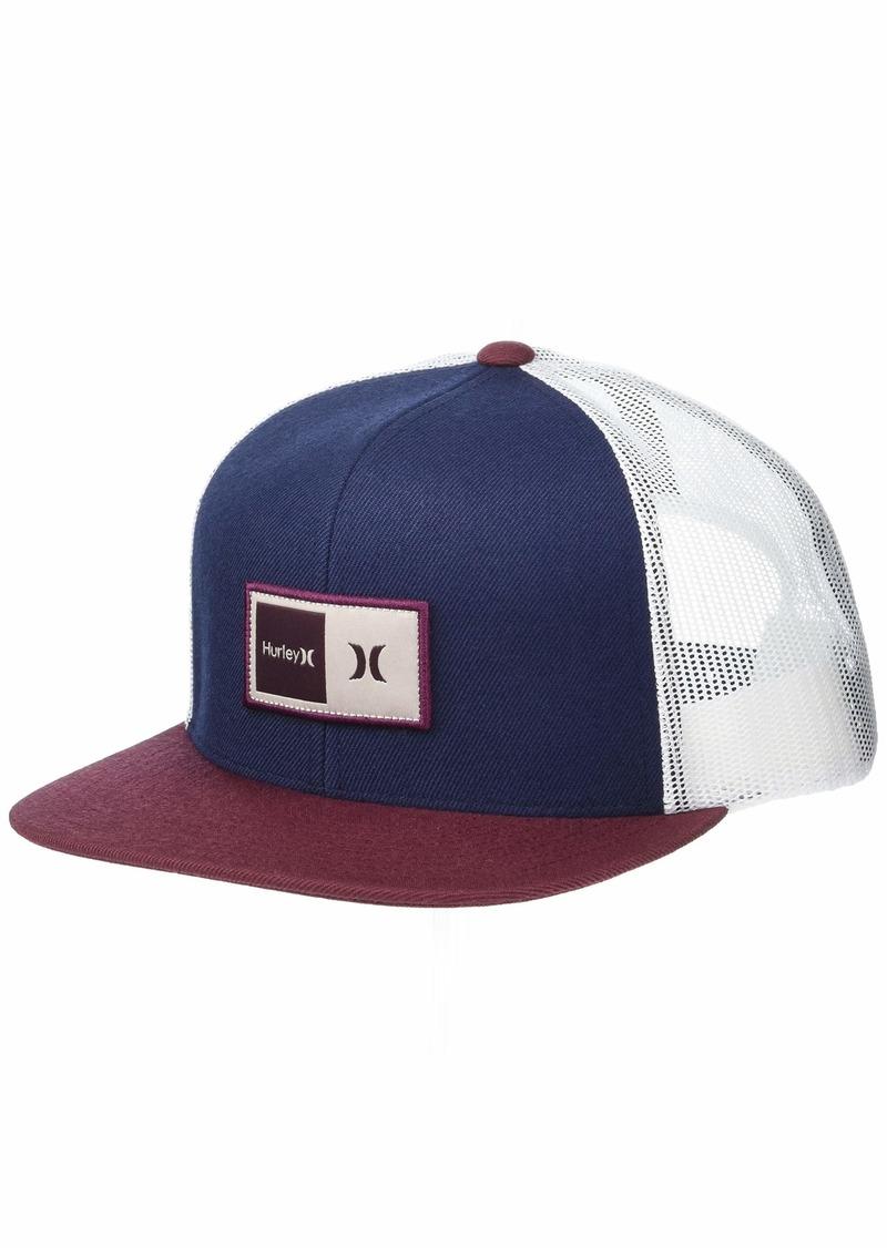 Hurley Men's Natural Trucker Hat  Qty