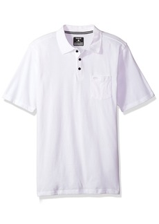 Hurley Men's Nike Dri-Fit Short Sleeve Lagos Polo  S