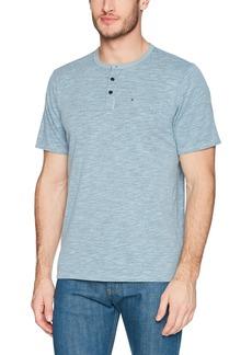 Hurley Men's Nike Dri-Fit Lagos Short Sleeve Henley  XL