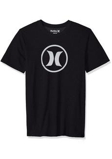 Hurley Men's Nike Dri-Fit Premium Short Sleeve Tshirt  S