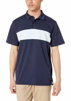 Hurley Men's Nike Dri-Fit Short Sleeve Polo  L