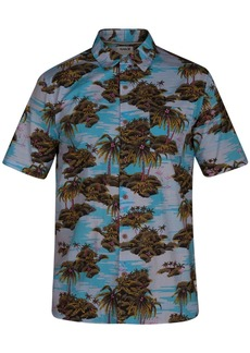 Hurley Men's Ocean Bliss Printed Shirt