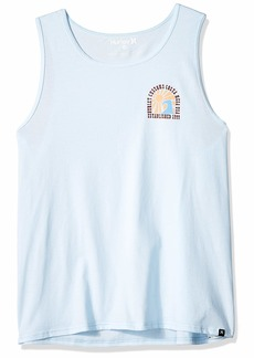 Hurley Men's One & Only Graphic Tank Top  XL