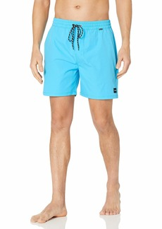 """Hurley Men's One and Only 2.0 17"""" Volley Board Shorts"""