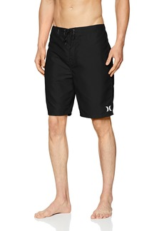 Hurley Men's One and Only Board Shorts Black