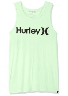 Hurley Men's One & Only Graphic Tank Top  M