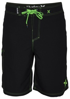 Hurley Men's One and Only Supersuede 19 Inch Boardshort