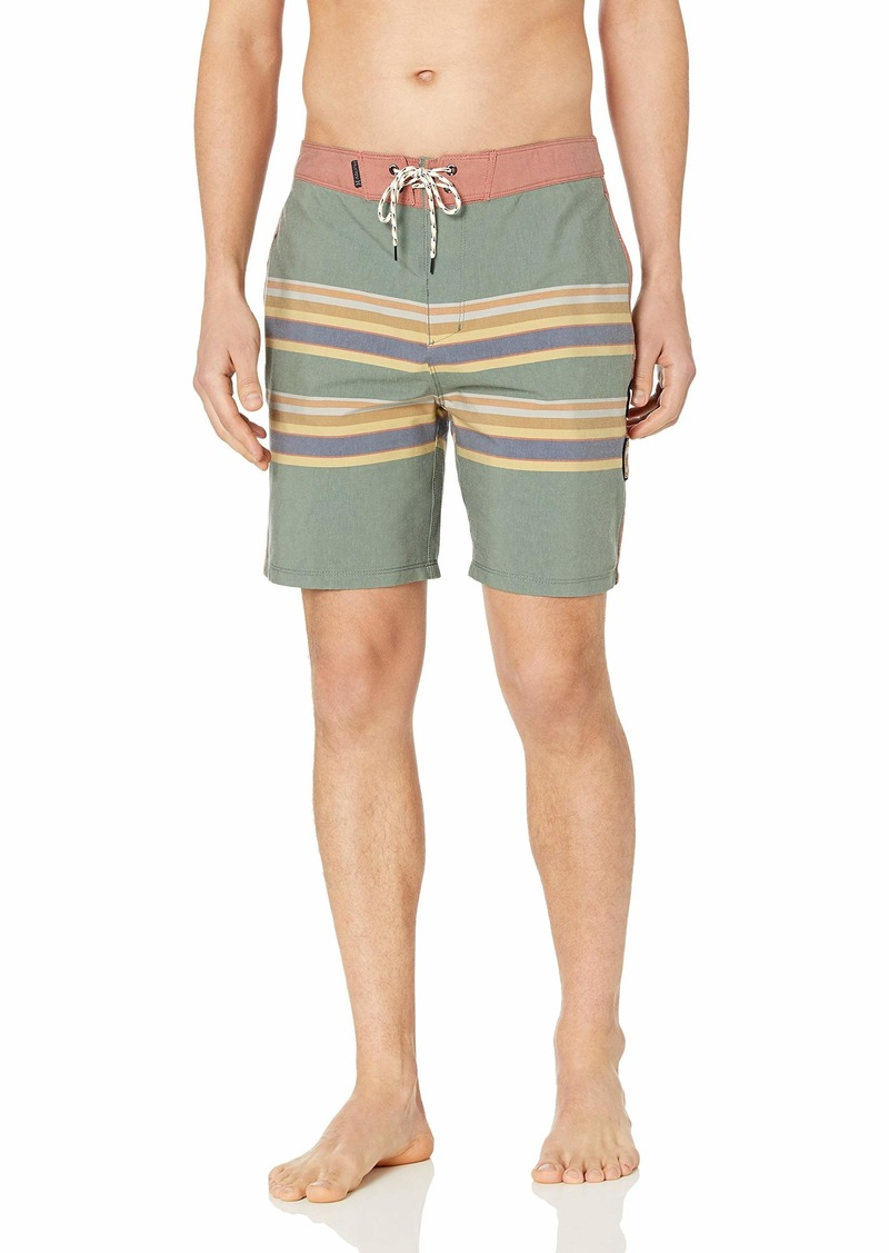 Hurley Men's Pendleton National Park Collection Boardshort Outdoor Green-Badlands