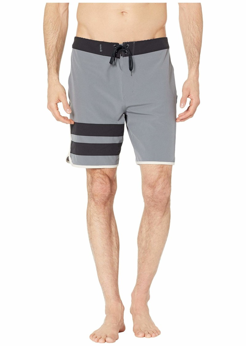 Hurley Men's Phantom Block Party Solid Board Shorts