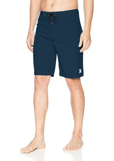 """Hurley Men's Phantom Fabric One and Only Stretch 21"""" Boardshort"""