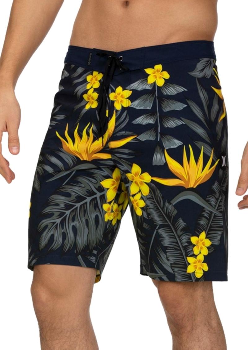 """Hurley Men's Phantom Floral 20"""" Board Shorts"""