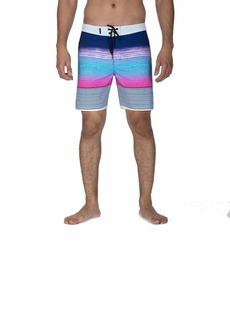 """Hurley Men's Phantom Overspray Boardshort 18"""""""