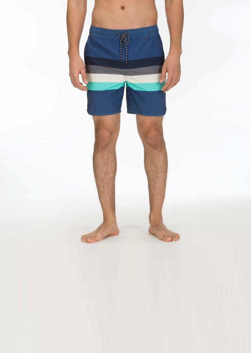 "Hurley Men's Phantom River Volley 17"" Swim Short  XL"