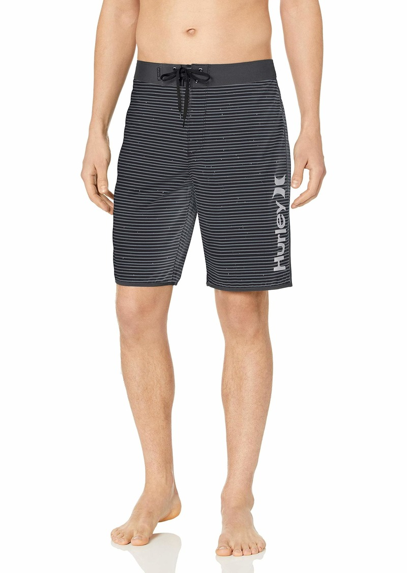 "Hurley Men's Phantom Stretch Printed 20"" Boardshort Swim Short"