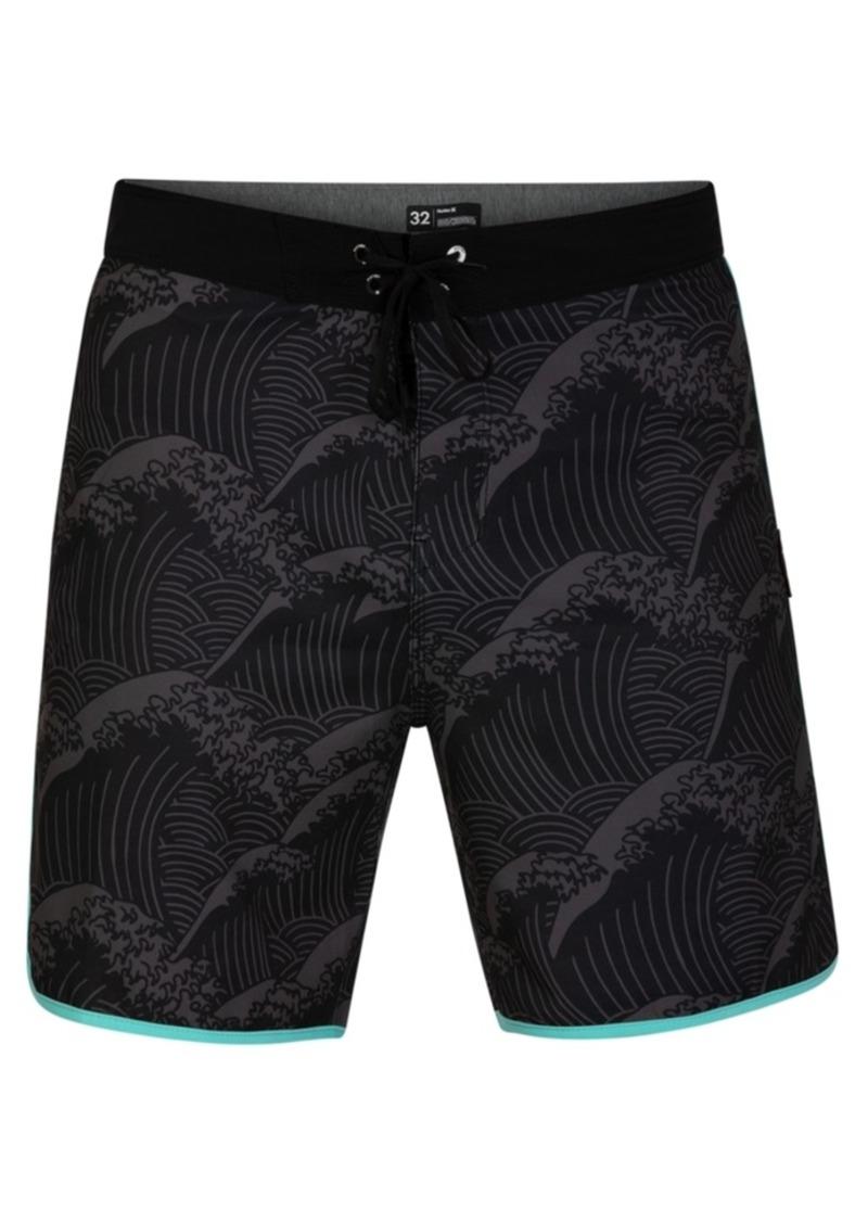 "Hurley Men's Phantom Waves 18"" Board Shorts"
