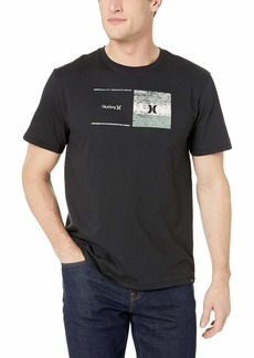 Hurley Men's Premium Breaking Point T-Shirt  M