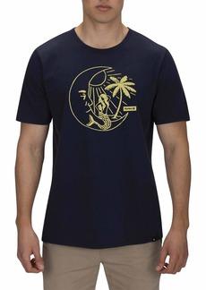 Hurley Men's Premium Lunar Short Sleeve Tshirt  XL