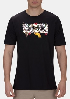 Hurley Men's Premium One And Only Logo Graphic T-Shirt