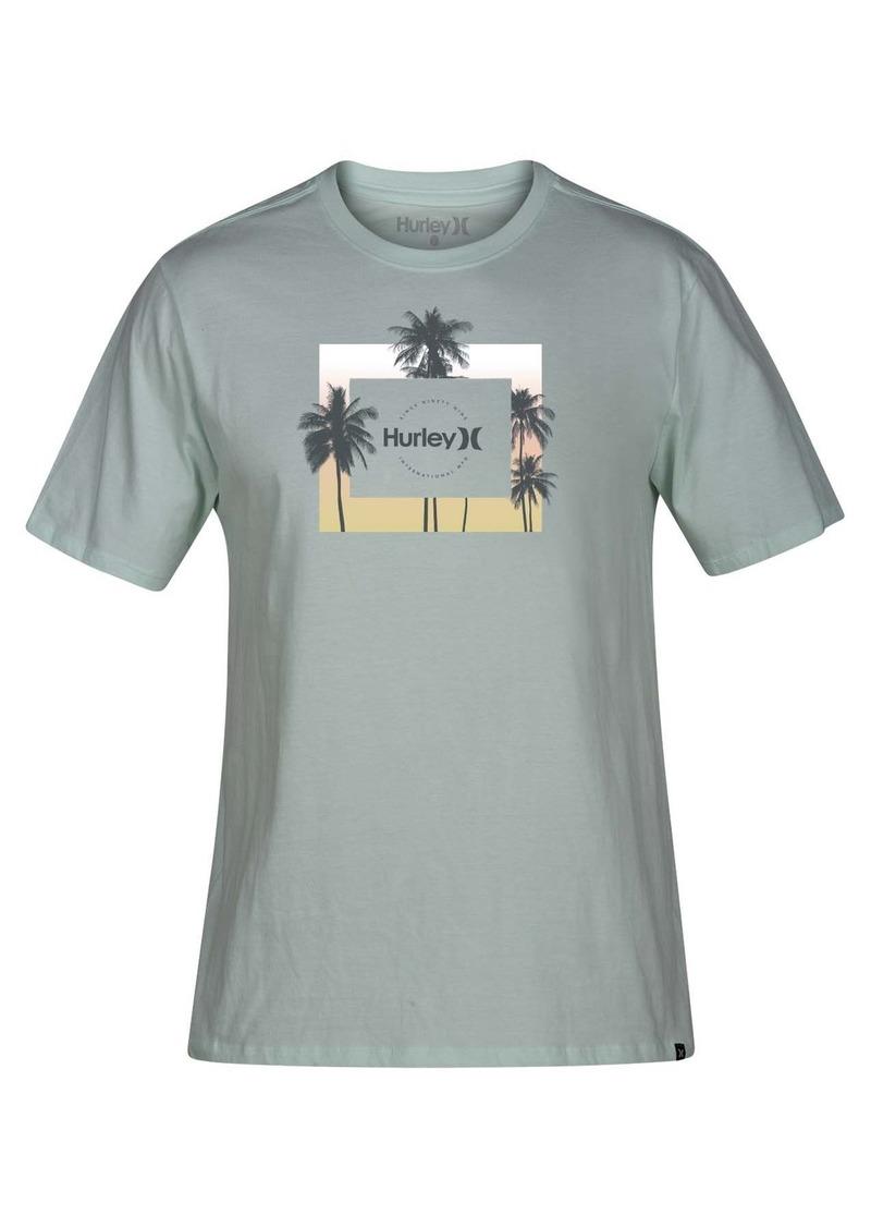 70a5c63a Hurley Hurley Men's Premium Short Sleeve Graphic Tshirt L