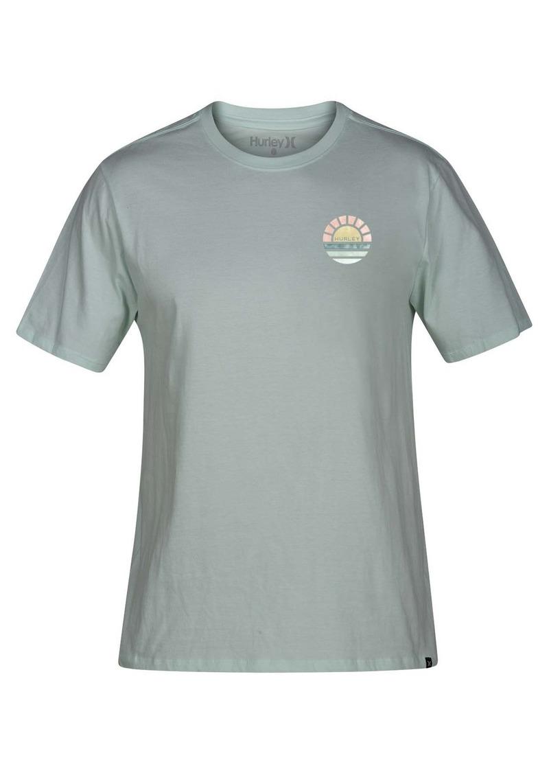 Hurley Men's Premium Short Sleeve Graphic Tshirt  XXL