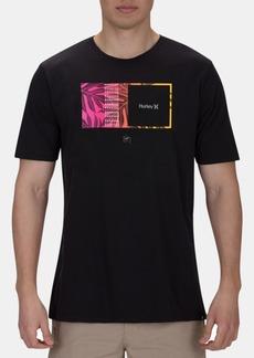 Hurley Men's Premium Sig Zane Maloulu Logo Graphic T-Shirt