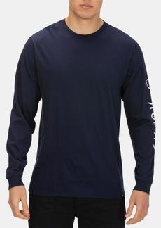 Hurley Men's Premium Surf And Enjoy Long-Sleeve T-Shirt