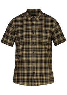 Hurley Men's Ranger Plaid Shirt