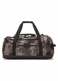Hurley Men's Renegade Camo Print Duffle Bag  Qty