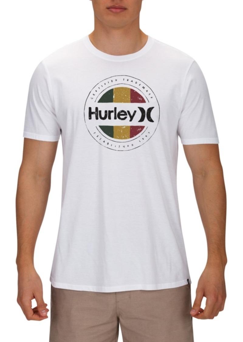 Hurley Men's Resistance Graphic T-Shirt