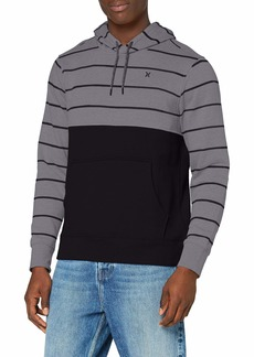 Hurley Men's Rockaway Hooded Sweatshirt  S
